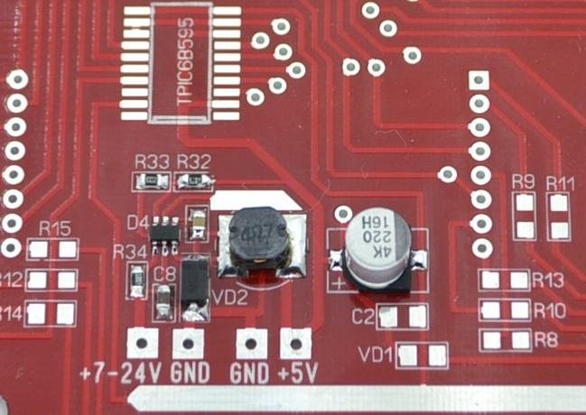 Сборка ШИМ-контроллера
